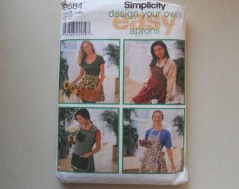 Simplicity Apron Pattern