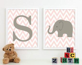 mono w/ hump elephant - girls