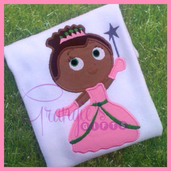 Personalized Super Why Princess Pea Princess Presto T-Shirt