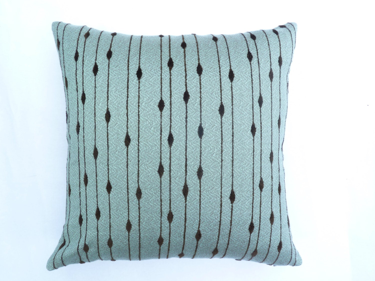 Retro Mid Century Modern style Accent Throw Pillow 17