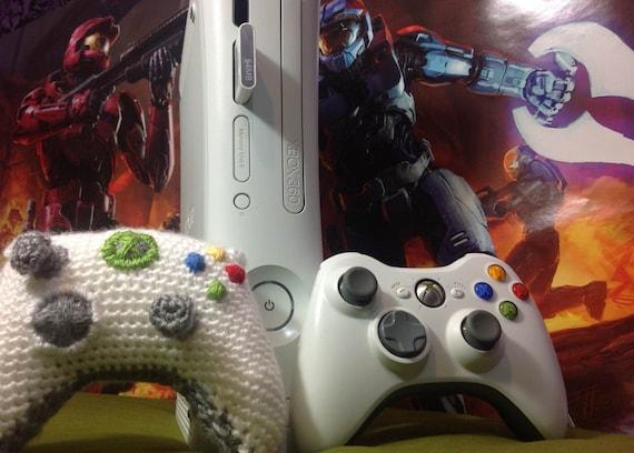 Xbox Crochet Pattern : Xbox Xbox One Xbox 360 Controller Crochet PATTERN. PDF