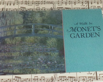 A Walk in Monet's Garden