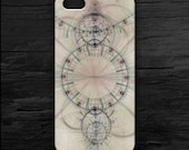 Abstract Science Magic iPhone 4 4s and 5 Case and Samsung Galaxy S3/S4