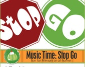 SINGING STOP/GO - Downloadable File