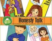 HONESTY TALK - Downloadable File