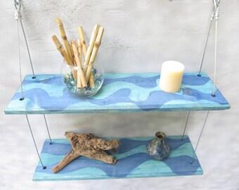 wall shelves, display shelves, floating shelves,beach decor, modern furniture