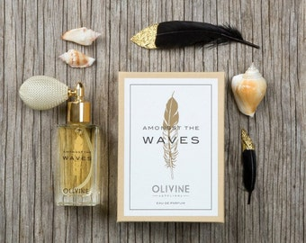 Amongst The Waves Eau de Parfum...As seen in Allure and Redbook Magazine