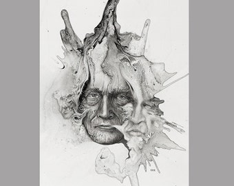 Tree Trunk man