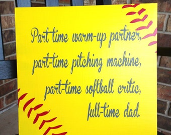 Father Daughter Softball Quotes