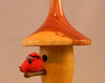 Miniature bird house