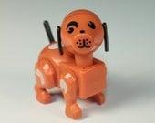 Vintage Fisher Price Play Family Farm Dog (1976-1985) No. 915  Play Family Farm