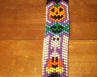 Halloween Kandi Tie