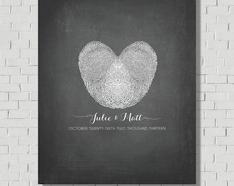 Chalkboard Guest Book Alternative - Wedding Guest Book - Chalkboard Wedding - Wedding Poster - Guest Book Print - Wedding Guestbook - Bridal
