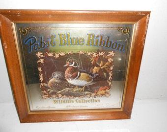 Pabst wildlife mirror