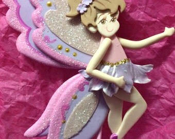 Popular items for fairy cake toppers on Etsy