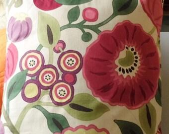 Sanderson Cushion Covers in Tree Poppy