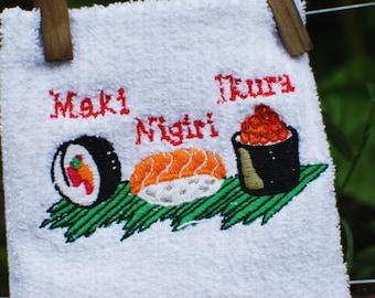 Sushi - Dish cloth