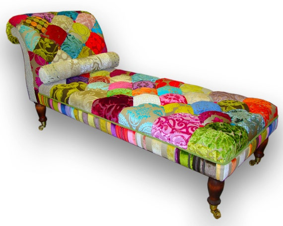 Fairyfiligree let 39 s have a lie down - Chaise anders patchwork ...