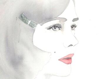 """Daisy """"the Great Gatsby"""" print"""