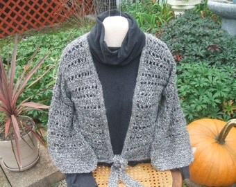 Natural Alpaca Sweater