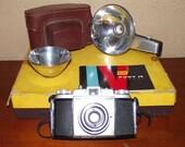 Kodak Pony IV Camera Kit Vintage 1950s