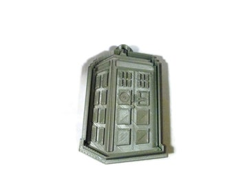 3D Printed Dr Who Tardis Cookie Cutter