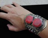 Vintage Tribal Kuchi Bracelet