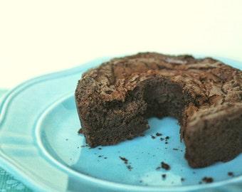 Gluten Free Brownie Cake Edible Gift, Gift Giving, Gluten Free