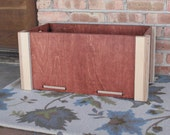 Toy Box - 12 x 24 GLT Custom Dye Colored Baltic Birch Crates