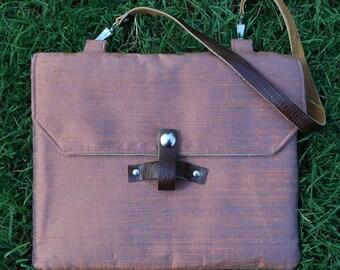 Chic ipad/ ipad air case/ kindle case, ipad tote, ipad cover 100% silk
