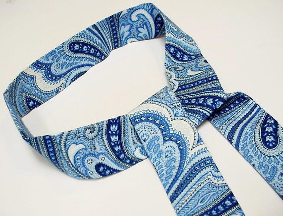Cooling Neck Scarf : Cooling neck wrap blue stay cool tie bandana scarf gel