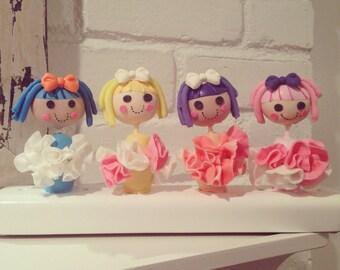 Fashion girl Cake Pops