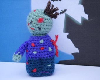 amigurumi Zombie crochet pattern