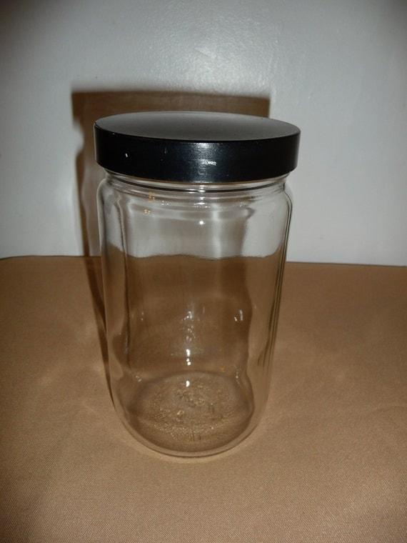 Rare Vintage Hazel Atlas Jar