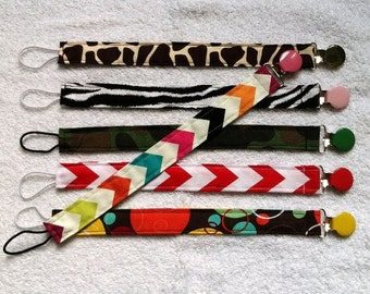 Pacifier Holders/Clips