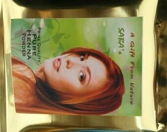 Pure Henna Powder ( Body Art Quality)  100grams