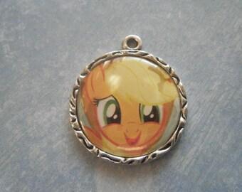 My Little Pony Applejack Pendant