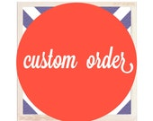 Custom order- well behaved women
