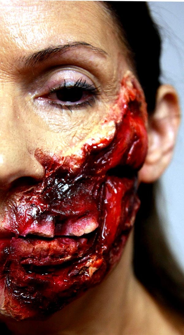 Zombie Halloween Makeup Special Effects Zombie Makeup Halloween