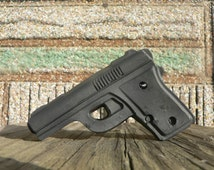 Pistol Gun Soaps - glycerin colored novelty soap