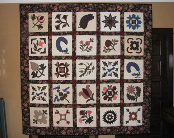 Civil War Applique