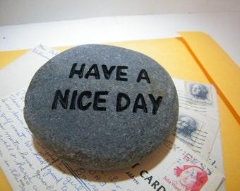 Motivational Stone/Engraved Stone/ Accomplishment Stones/Motivational Stones