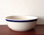 Large Gibson Stoneware Mixing or Serving Bowl