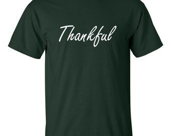 Thankful Men's T-shirt
