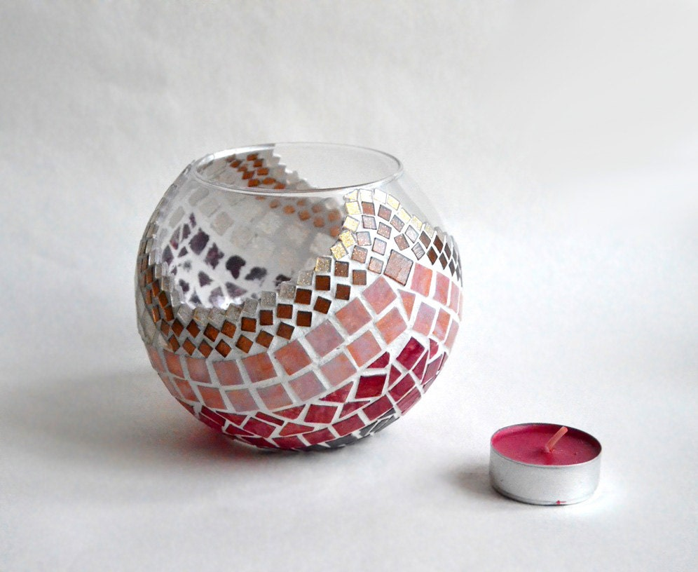 valentines-gift-ornament-mosaic-candle-holder-vase