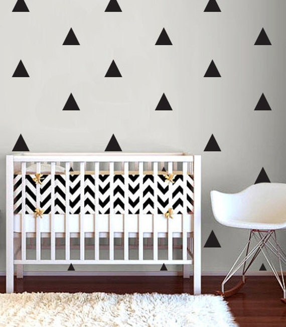 Triangles - WALL DECAL