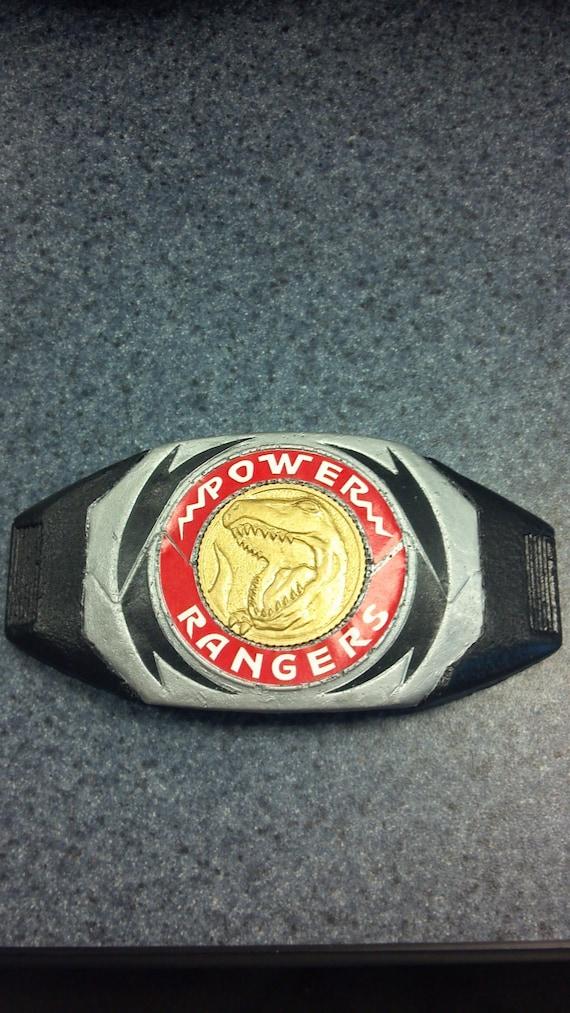 Power Rangers Morpher Belt Buckle