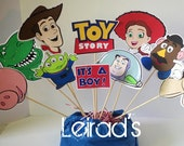 Toy Story Centerpiece (characters die cut set - vase not included)
