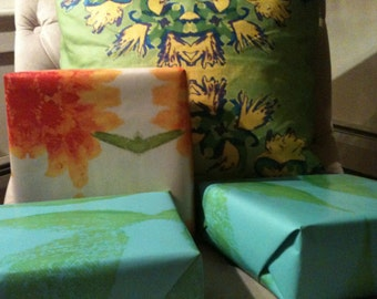 Distinctive. Unique. Wrapping paper or Wallpaper...DECOR & GIFTS