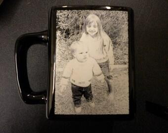 Photo mug, Personalized Mug, Design your mug, Custom Coffee Mug, Dads Mug, Moms Mug